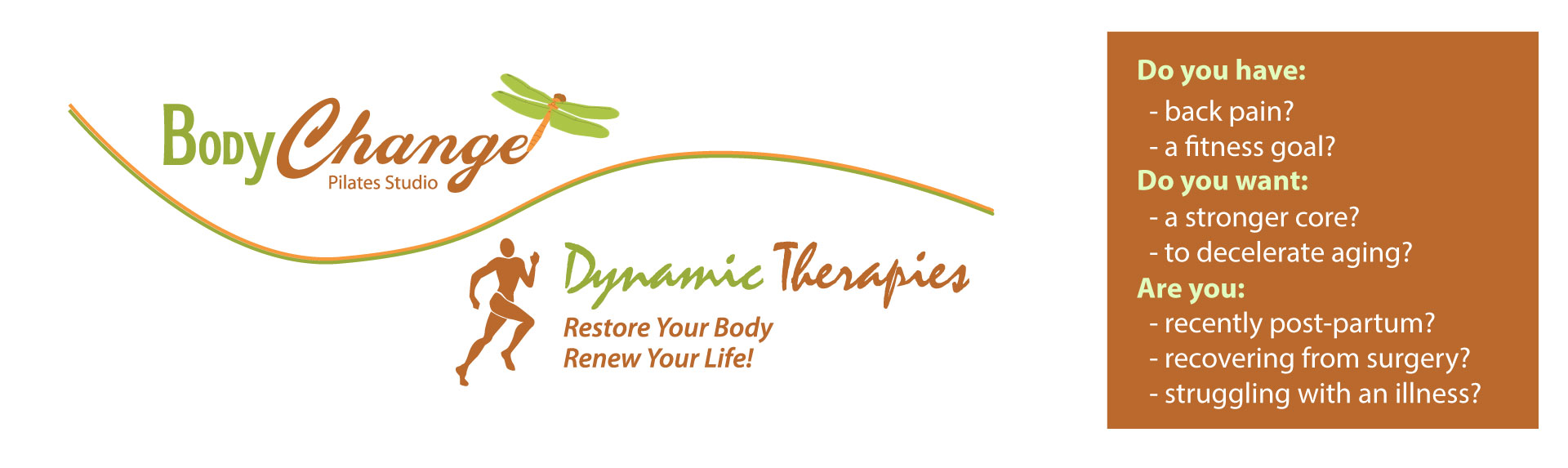 BodyChange Pilates Studio - Dynamic Therapies
